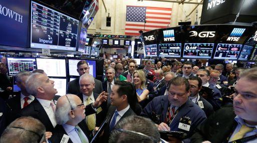 La Bolsa de Nueva York cierra con ganancias de 0.70 por ciento