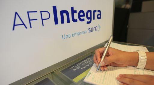 Propuesta de AFP Integra es evaluada por la SBS. (Foto USI)