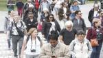 Censo 2017: ¿Qué pasará con los turistas este domingo 22 de octubre?
