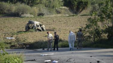 Panama Papers: Periodista que expuso el caso muere por una bomba en su auto