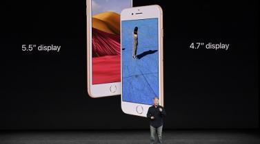 Sondeo: Clientes prefieren el iPhone 7 más que el 8 en EEUU