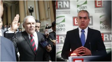 Castañeda vs Velarde: Alcaldes se enfrentan vía judicial ante presunta difamación