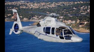 Helicópteros de lujo que son la ambición de cualquier multimillonario