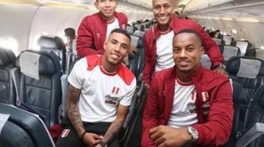 Jugadores de Perú recibirán medicamentos para dormir en vuelo a Nueva Zelanda