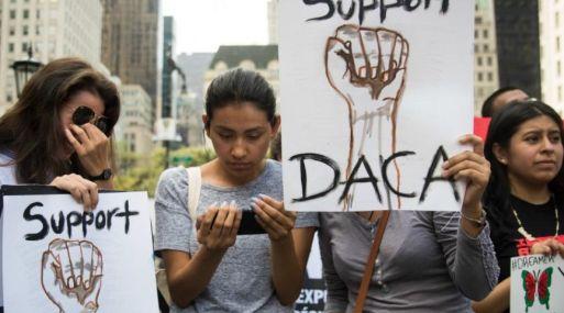 DACA. Programa Acción Diferida para los Llegados en la Infancia. (Foto: Agencias)