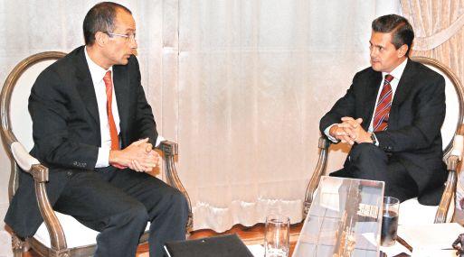 En su visita en octubre de 2011, Marcelo Odebrecht también mantuvo un encuentro con el exgobernador de Veracruz Javier Duarte, actualmente en prisión acusado de los delitos de lavado de dinero y delincuencia organizada.