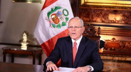 Presidente peruano recibe a Alto Comisionado de la ONU