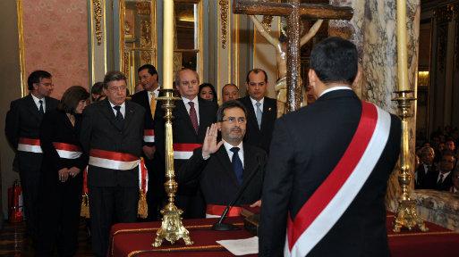 Ex ministros de Ollanta Humala firman pronunciamiento contra prisión preventiva