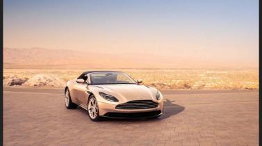 Aston Martin DB11 Volante 2018: Conoce la variante descapotable del DB11 Coupé