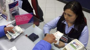 ¿Debería ser obligatorio el pago de sueldos a través de entidades financieras?