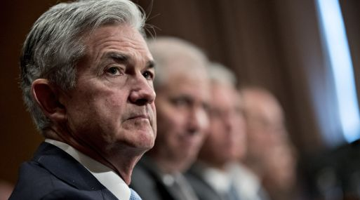 Donald Trump anuncia a Jerome Powell como presidente de la FED