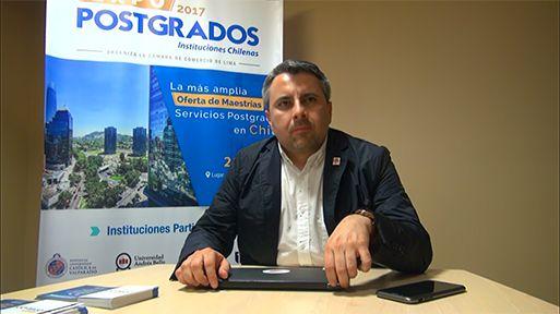 Marco Avilez, director de Learn Chile.