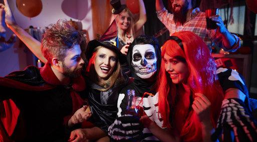 ¿Cómo celebrar Halloween y otras festividades sin volver en la quiebra? (Foto: iStock)