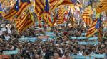 El parlamento de Cataluña aprueba resolución para declarar la independencia - Noticias de independencia de cataluña
