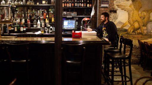 Menos de 100 de los 25,000 establecimientos para comer y beber en la ciudad, cuentan actualmente con una licencia de cabaret, que requiere aprobación de varias dependencias municipales. (Foto: AFP)