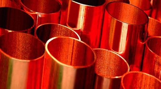 El precio del cobre avanzaba 0.2% a US$ 6,942.50 la tonelada.
