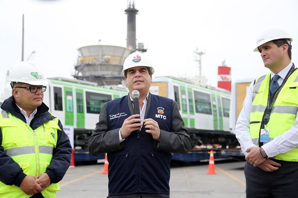 MTC, APM Terminals, Metro de Lima, Linea 1 del Metro