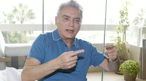 El publicista y asesor político Luis Favre tiene nacionalidad argentina y francesa (foto: USI).