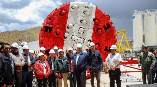PPK criticó a otras gestiones por retrasos en obra — Majes Siguas II