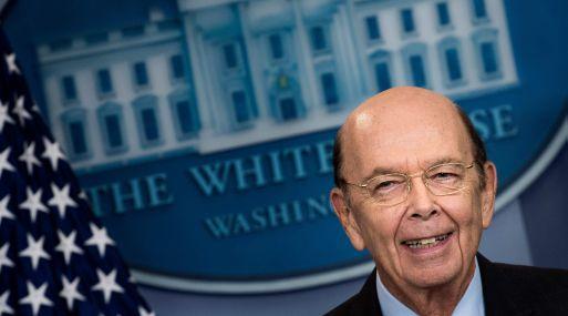 Wilbur Ross, secretario de Comercio de Estados Unidos. (Foto: AFP)