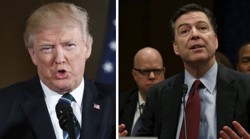 Ex director del FBI, James Comey. (Foto: Reuters)
