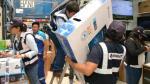 Sunat incautó electrodomésticos informales valorizados en S/ 650,000 - Noticias de recaudación