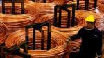 Codelco: Posible que cobre alcance US$ 10,000 por mayor déficit - Noticias de metales basicos