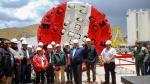 Majes Siguas II: Así comenzaron las obras del Túnel Trasandino, ¿cuándo concluirán? - Noticias de pablo m������guez