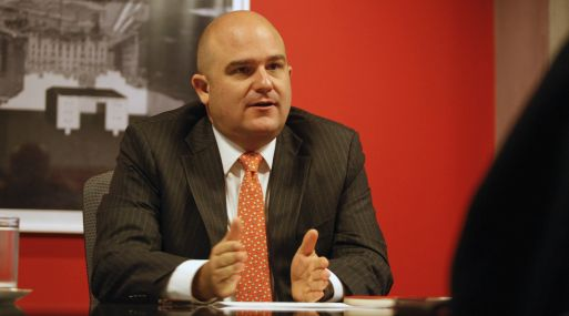 Gonzalo Sarmiento, gerente general de Grupo Centenario, detalló los resultados de la empresa al tercer trimestre.