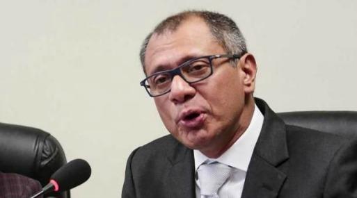 Vicepresidente de Ecuador, y acusado por corrupción, Jorge Glas. (Foto: Reuters)