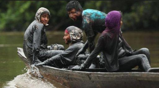 En octubre, se registró un derrame en el kilómetro 23 del oleoducto. Petroperú en esa oportunidad señaló que la fuga se produjo por un acto vandálico y que la empresa procedió a colocar un tarugo (parche) en el corte.