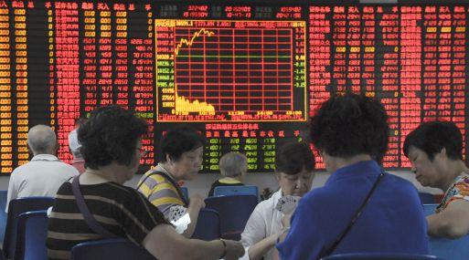 Las acciones chinas subieron el jueves, impulsadas por el índice de papeles favoritos que avanzó a máximos de dos años. (Foto: Agencias).
