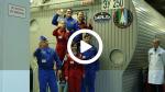 Seis personas simulan en Rusia un vuelo a la Luna encerrados en módulo - Noticias de