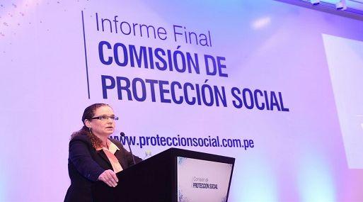 La ministra Cooper aseguró que no son satisfactorios los resultados obtenidos por el mayor gasto público en salud en Perú. (Foto: MEF).