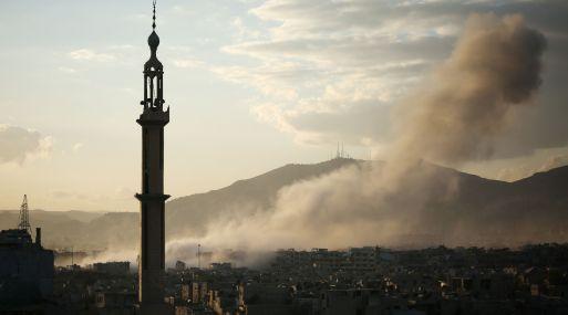 """Damasco había anunciado su intención de """"adherirse al acuerdo"""" la semana pasada. (Foto: AFP)"""