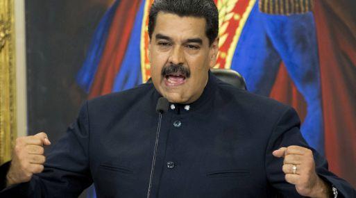 Nicolás Maduro, presidente de Venezuela. (Foto: AP)