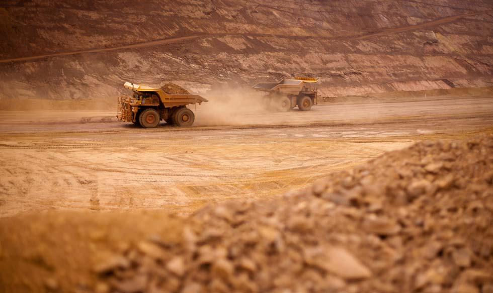 Minería, proyectos, inversion, fotos