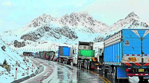 Carretera Central cerrará el año con 7,000 vehículos diarios, según el MTC.