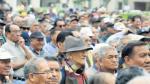 Pensión mínima de S/ 125, según la Comisión de Protección Social, ¿a quiénes se les dará? - Noticias de salarios