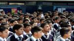 Gobierno suspenderá las clases de los colegios, si Perú clasifica a Rusia 2018 - Noticias de colegios en perú