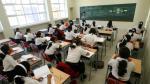 Perú se quedará sin un día de clases escolares si la selección clasifica a Rusia 2018 - Noticias de mtpe