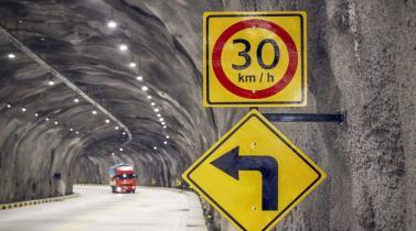 Túnel Yanango: Cruzarlo toma 2 minutos para ir entre Tarma y La Merced