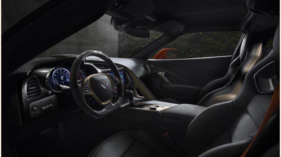 Chevrolet, fotos., ZR1, Corvette