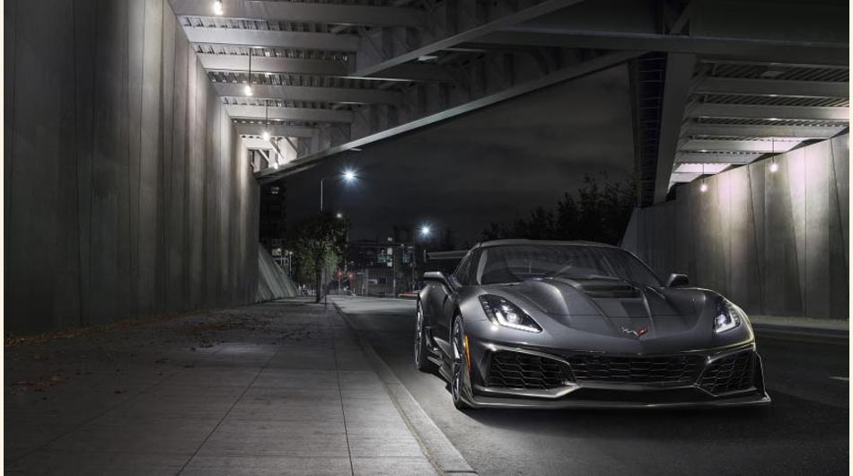 Chevrolet, fotos., ZR1, Corvette