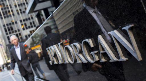 Sede de JP Morgan en Nueva York.