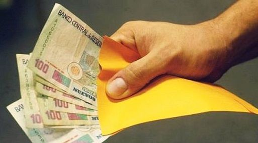 Las gratificaciones están inafectas del pago de aportes, contribuciones y descuentos.