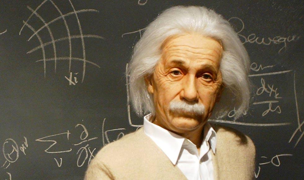 Albert Einstein, Premio Nobel de Física, fotos, Teoría de la Relatividad