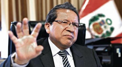 Denuncias contra fiscal de la Nación siguen cauce normal — Galarreta