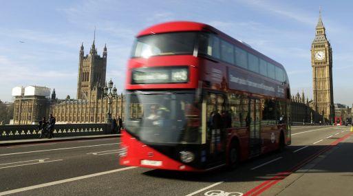 Los buses de Londres comienzan a usar café como combustible