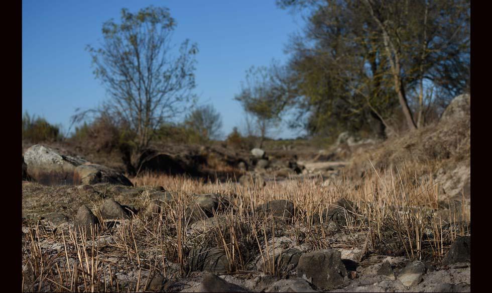 España, Portugal, cambio climático, sequía, fotos